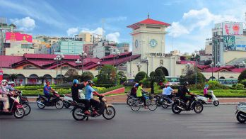 TAG 11 : HOI AN / DANANG Flug nach HO CHI MINH