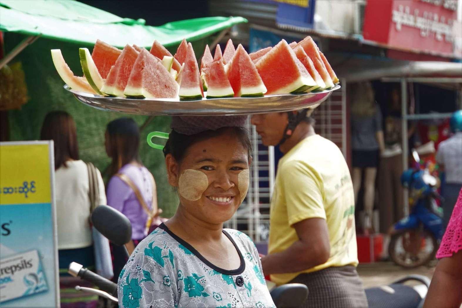 DÍA 5 : Mandalay, Sagaing, Monwya