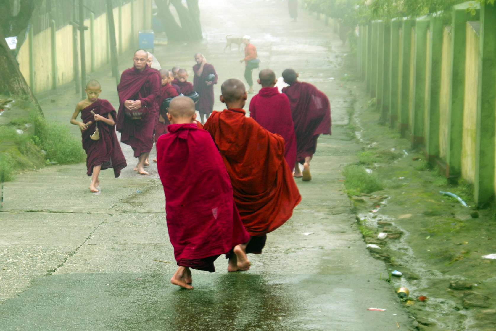 DÍA 4 : Mandalay, Mingun, Ava, Mandalay