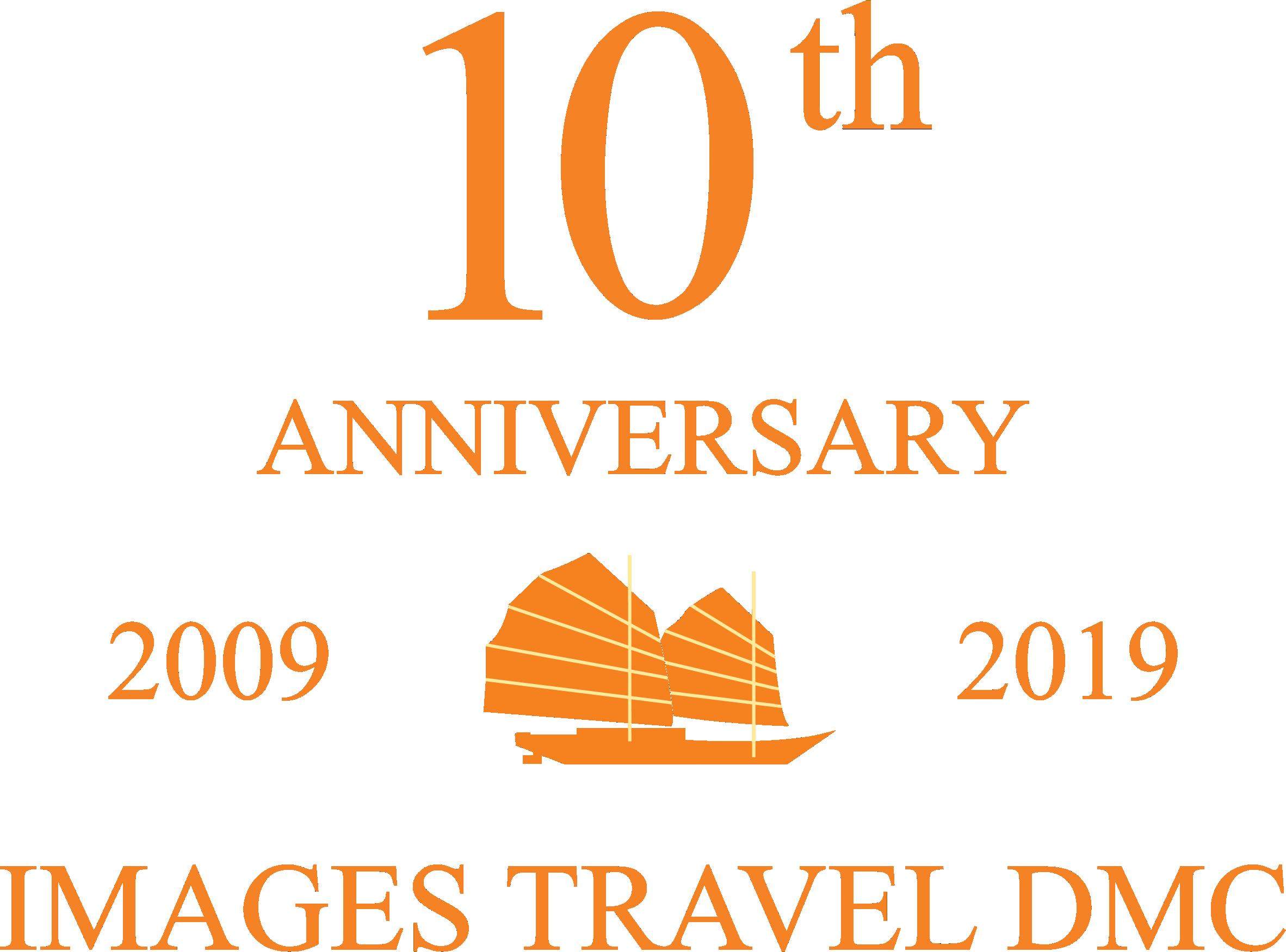 El 10° aniversario de Images Travel !