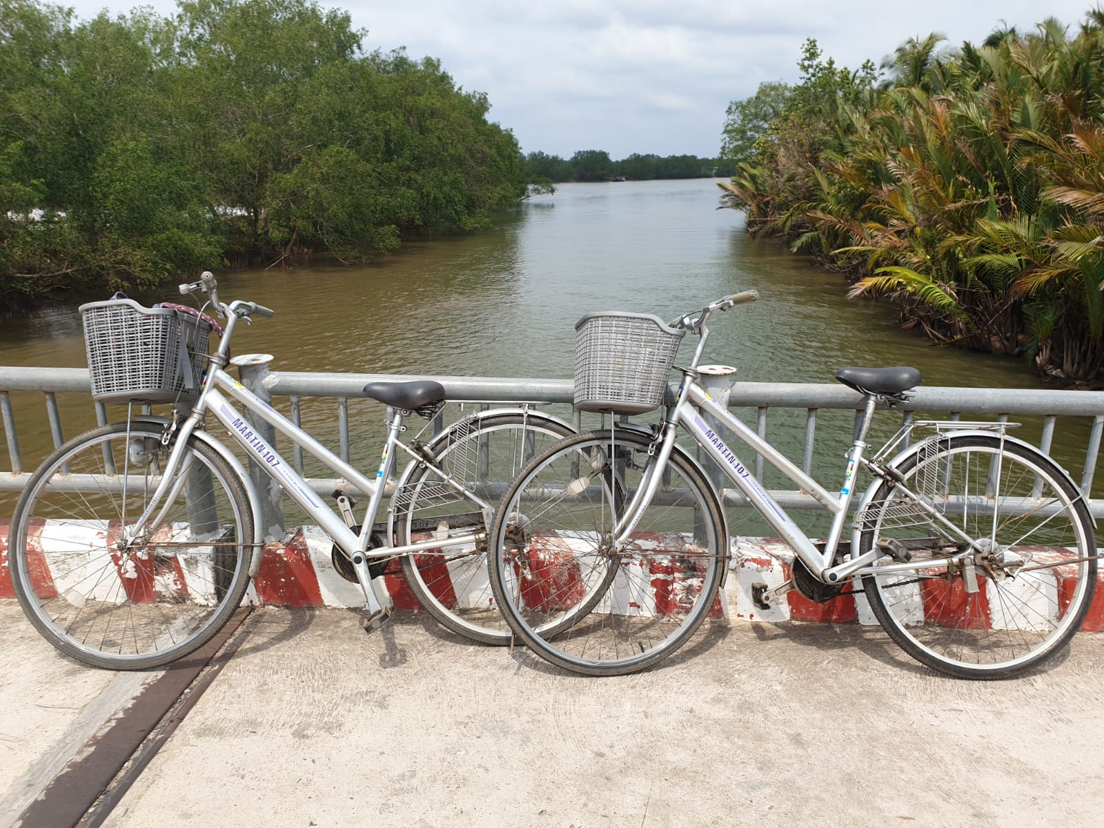 Discover the Mekong Delta at the rhythm of the bicycle