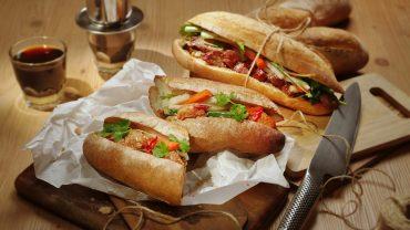 cuisine de rue vietnamienne