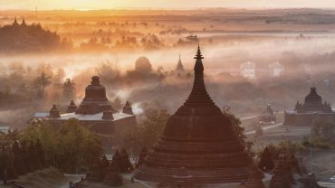 Mrauk U - hors des sentiers battus au Myanmar